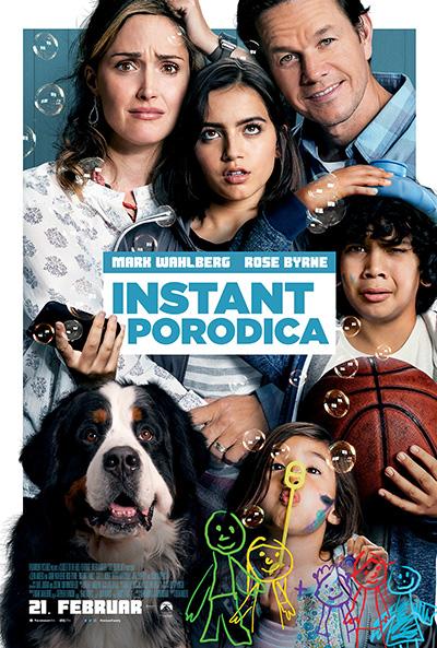 Instant porodica (2019)