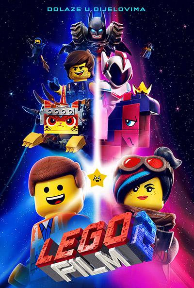 Lego Film 2 3D sinh (2019)