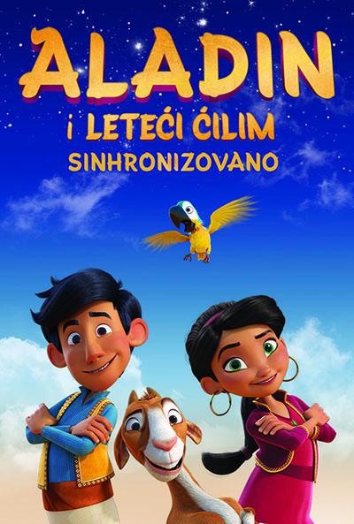 Aladin i leteći ćilim sinh (2019)
