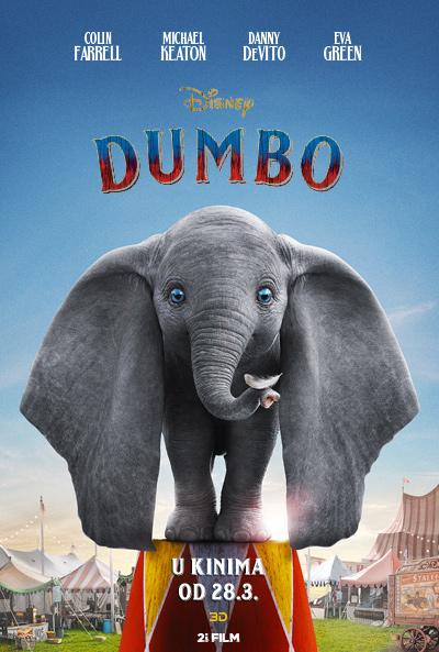 Dumbo 3D sinh (2019)