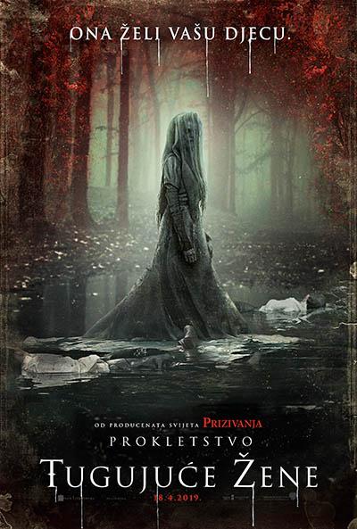 Prokletstvo tugujuće žene  (2019)