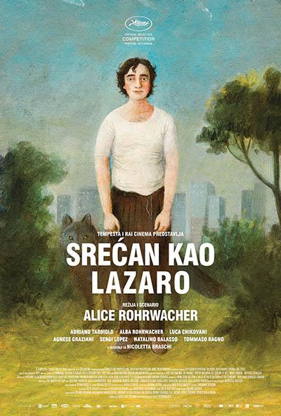Srećan kao Lazaro (2019)