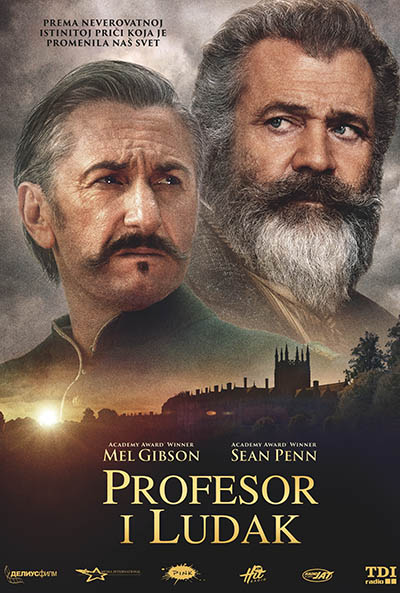 Profesor i ludak (2019)