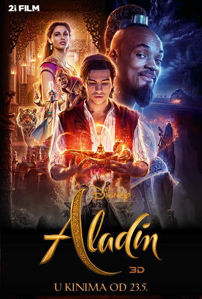 Aladdin 3D sinh (2019)
