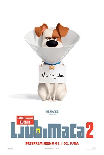 Tajne avanture kućnih ljubimaca 2 3D sinh (2019)