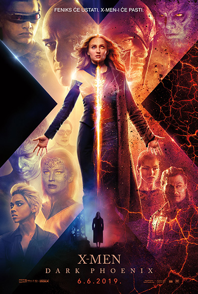 X-MEN: Dark Phoenix 3D (2019)
