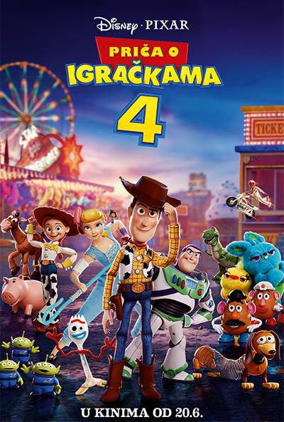 Priča o igračkama 4 3D sinh (2019)
