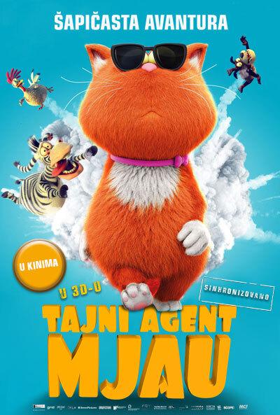 Tajni agent Mjau (2019)