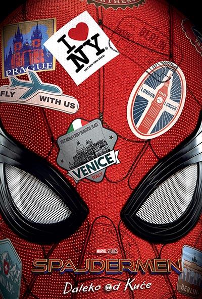Spider-Man: Daleko od kuće 3D (2019)