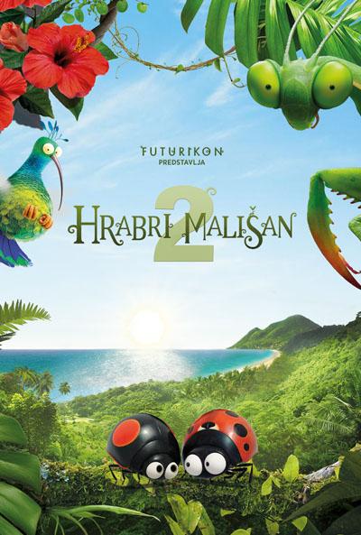 Hrabri mališan 2 (2019)
