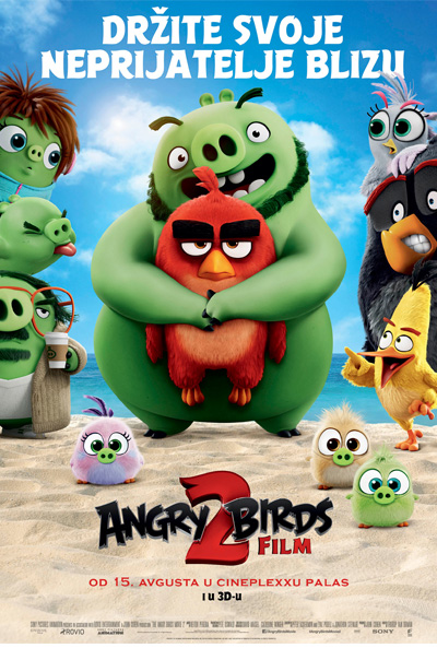 Angry Birds 2 3D sinh (2019)