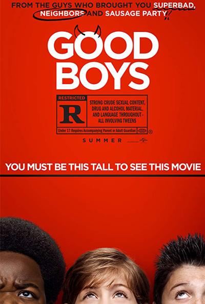 Dobri momci (2019)
