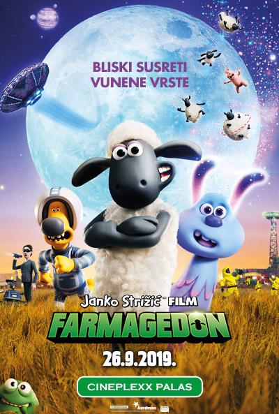 Janko Strižić Film: Farmagedon sinh  (2019)