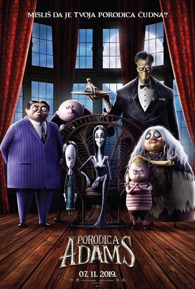 Porodica Adams 3D sinh (2019)