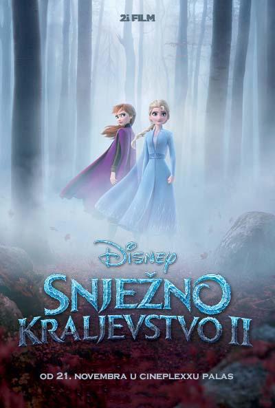 Snježno kraljevstvo 2 sinh (2019)