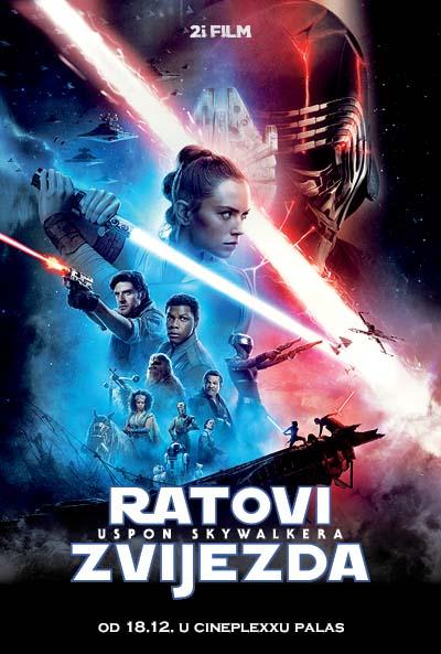 Ratovi zvijezda: Uspon Skywalkera 3D  (2019)