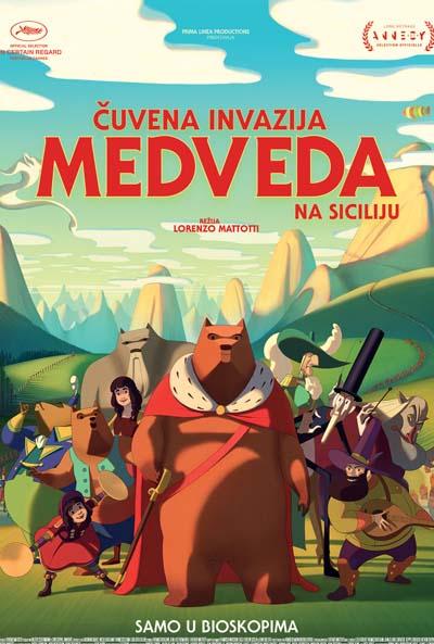 Čuvena invazija medvjeda na Siciliju (2019)