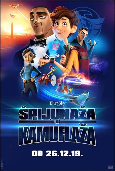 Špijunaža i kamuflaža sinh (2019)