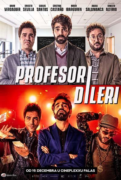 Profesori/Dileri (2019)