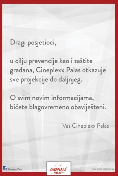 Otkazane projekcije (2020)