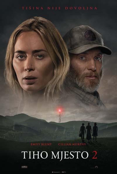 Tiho mjesto 2 (2020)