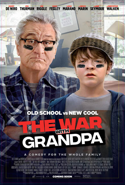 Rat sa djedom (2020)