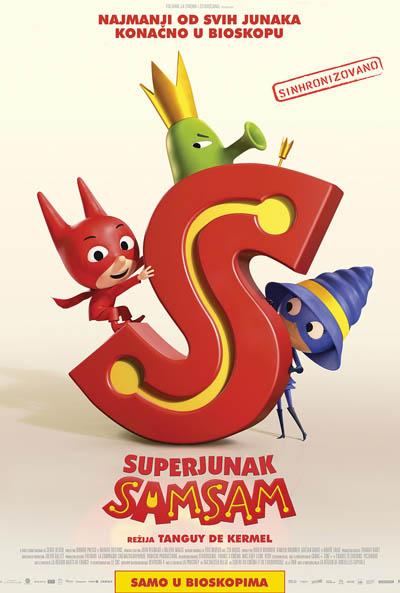 Superjunak Samsam sinh (2020)