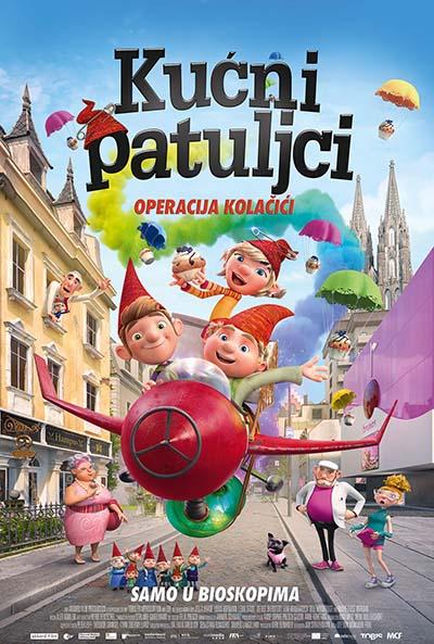 Kućni patuljci: Operacija kolačići sinh (2020)
