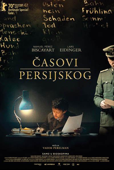 Časovi persijskog (2020)