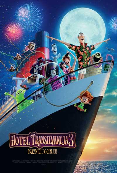 Hotel Transilvanija 3 sinh (2020)