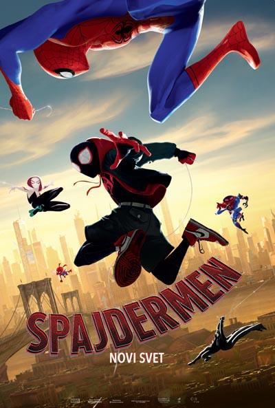Spider-Man: Novi svijet titl (2018)