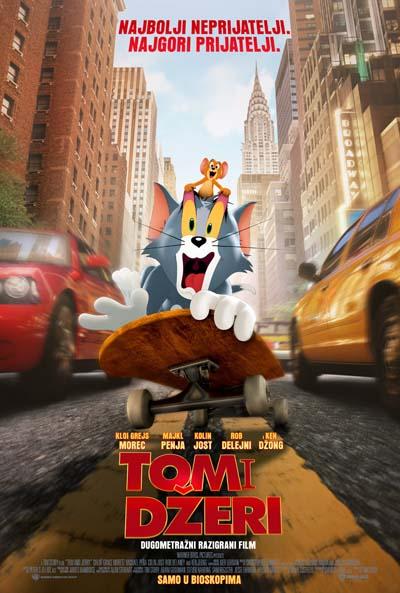 Tom i Džeri (2021)