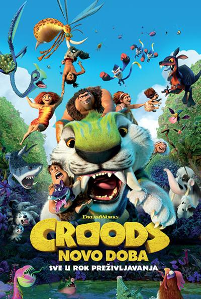 Croods: Novo doba sinh (2021)