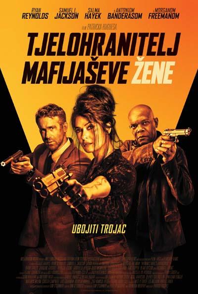 Tjelohranitelj mafijaševe žene (2021)