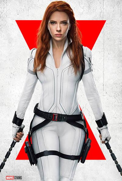 Black Widow 3D (2021)