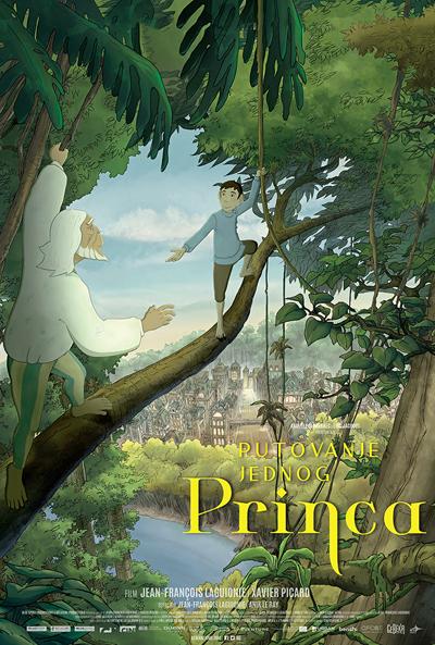 Putovanje jednog princa (2021)