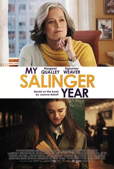 Moja godina sa Selindžerom (2021)