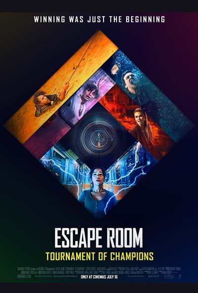 Escape Room 2: Bez izlaza (2021)