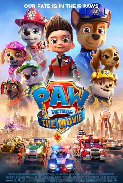 Paw Patrol: Film sinh (2021)