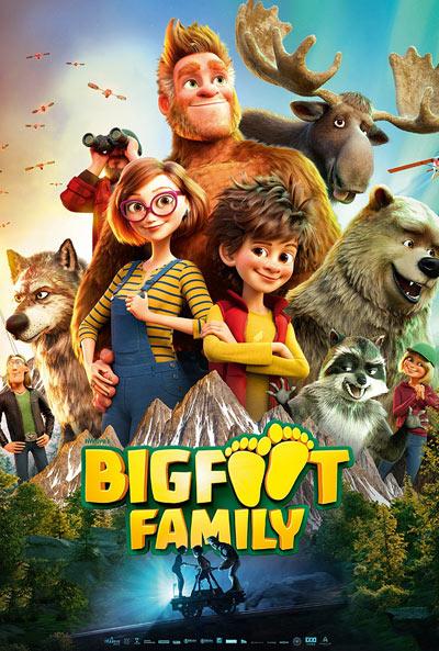 Bigfoot Family 3D sinh (2021)