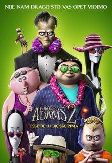 Porodica Adams 2 sinh (2021)